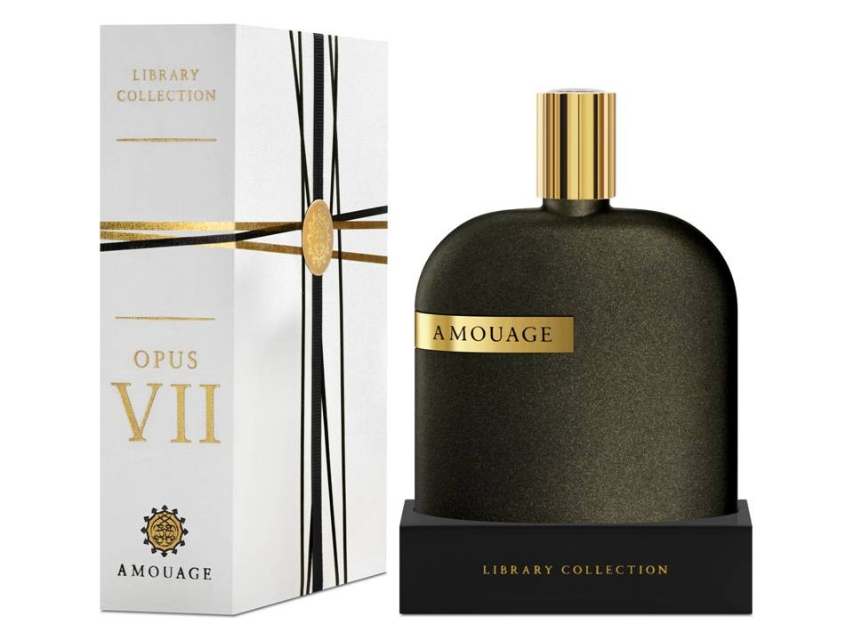 Парфюмерная вода Amouage Library Collection Opus Vii 100ml фото