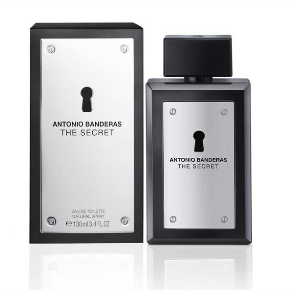 Туалетная вода Antonio Banderas The Secret 100ml фото