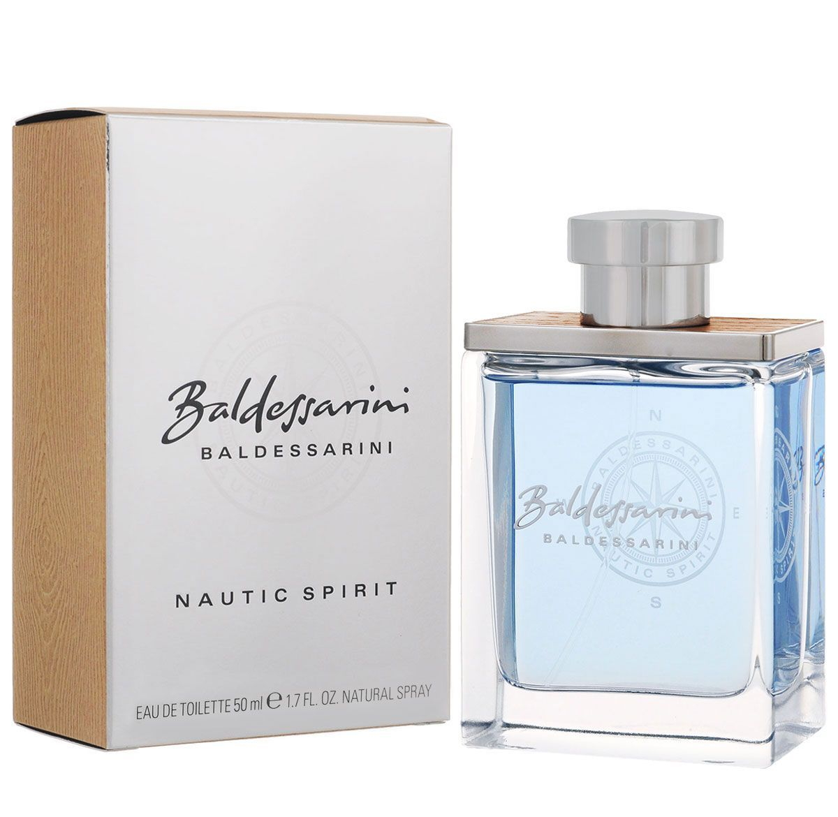 Туалетная вода Baldessarini Nautic Spirit 50ml фото