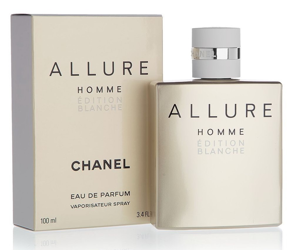 Парфюмерная вода Chanel Allure Homme Edition Blanche 50ml фото