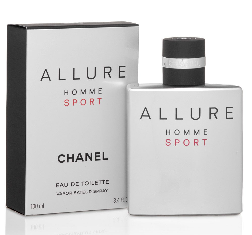 Туалетная вода Chanel Allure Homme Sport 100ml фото