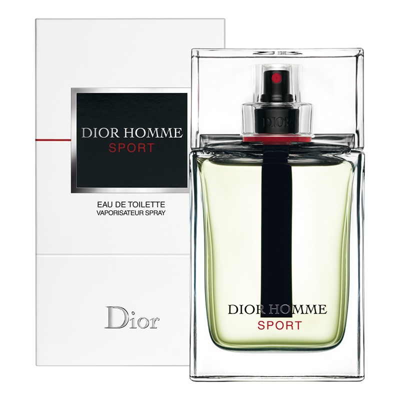 Туалетная вода Christian Dior Homme Sport 2017 50ml фото