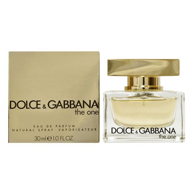 Парфюмерная вода Dolce & Gabbana The One Eau De Parfum 30ml фото