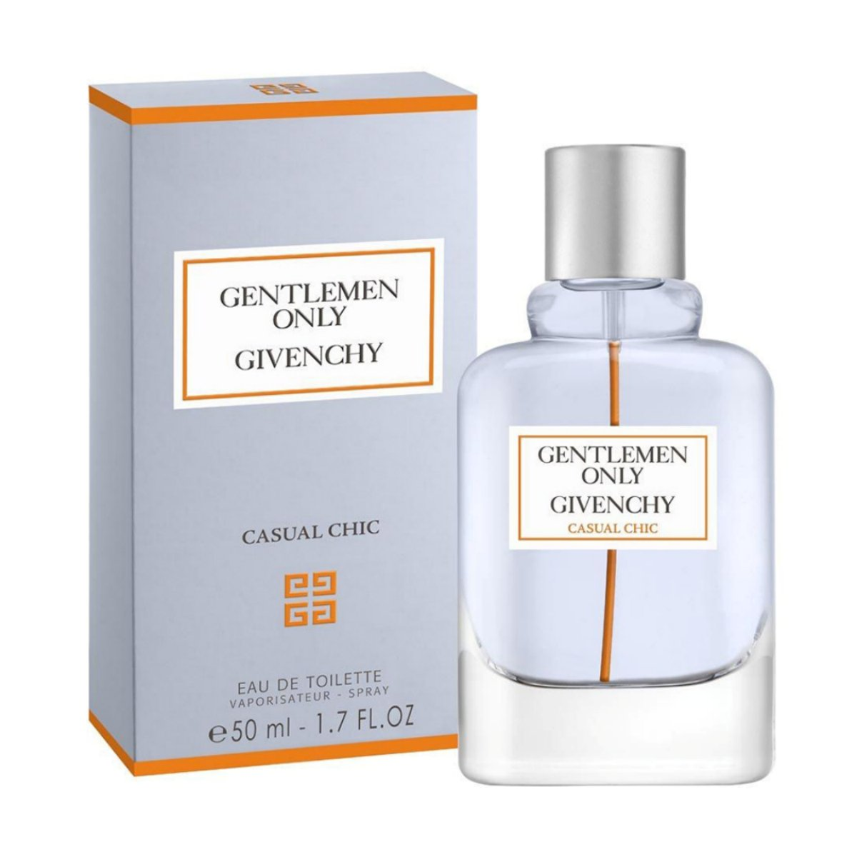 Туалетная вода Givenchy Givenchy Gentlemen Only Casual Chic 50ml