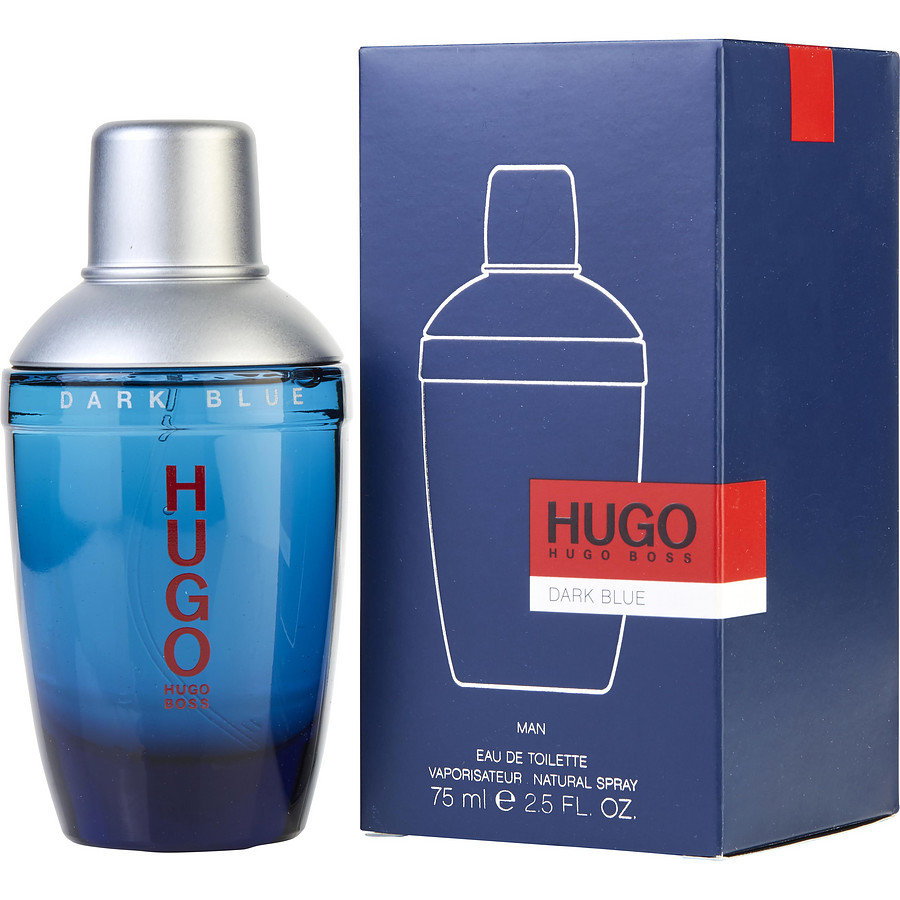 Туалетная вода Hugo Boss Hugo Dark Blue 75ml фото
