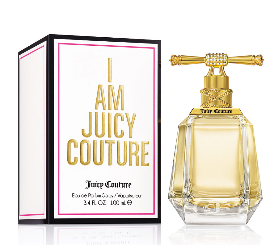 Парфюмерная вода Juicy Couture I Am Juicy Couture 100ml фото