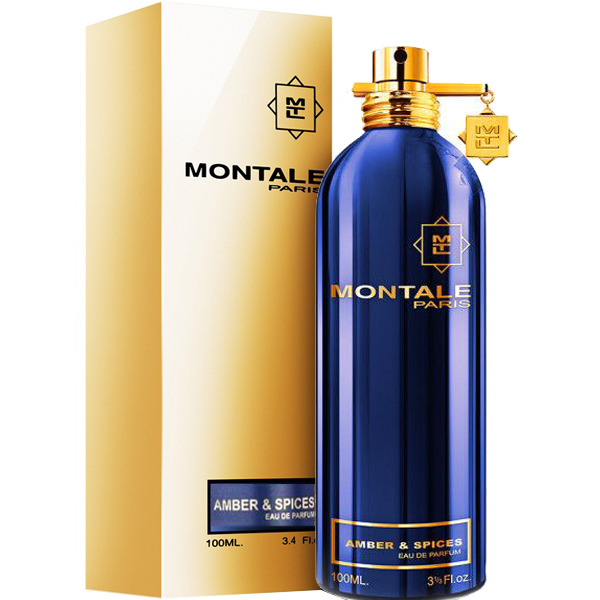 Парфюмерная вода Montale Amber & Spices 50ml фото