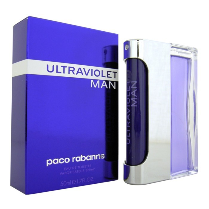 Туалетная вода Paco Rabanne Ultraviolet Man 50ml фото