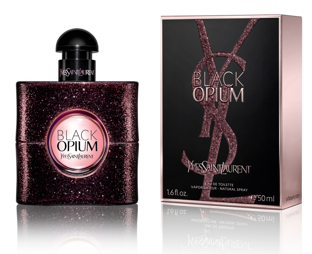 Купить Туалетная вода Yves Saint Laurent, Yves Saint Laurent Black Opium Eau De Toilette 50ml, Франция