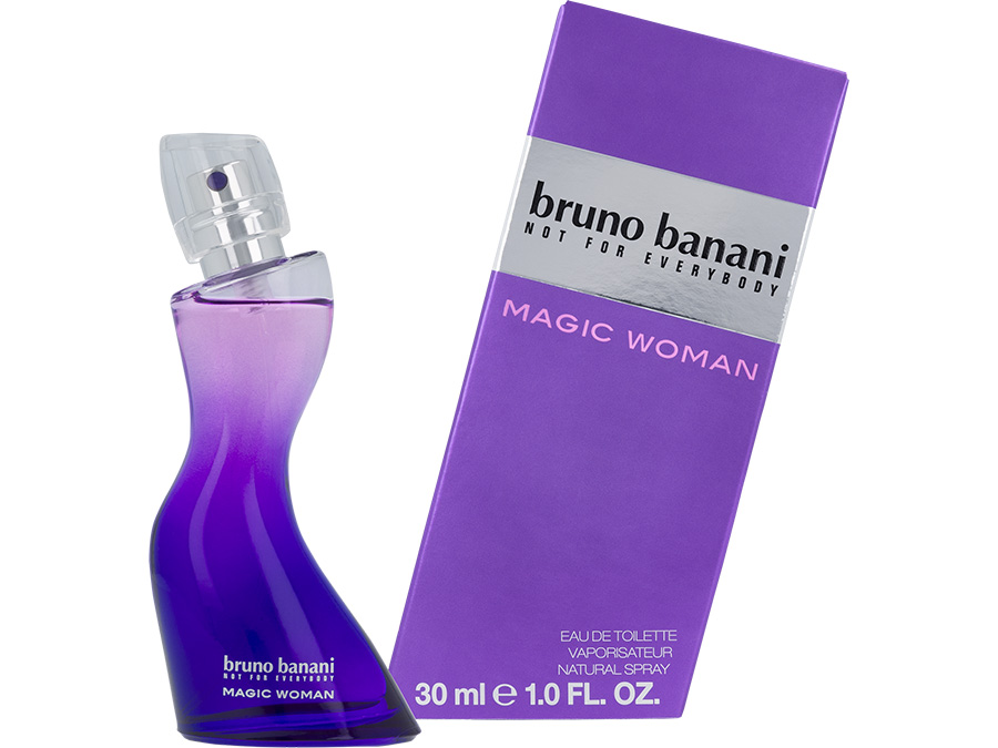 Туалетная вода Bruno Banani Magic Woman 20ml фото