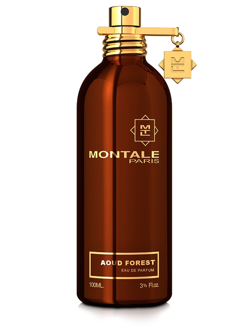 Парфюмерная вода Montale Aoud Forest 50ml фото
