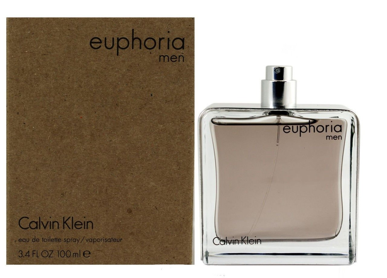Туалетная вода Calvin Klein Euphoria Men 100ml тестер фото
