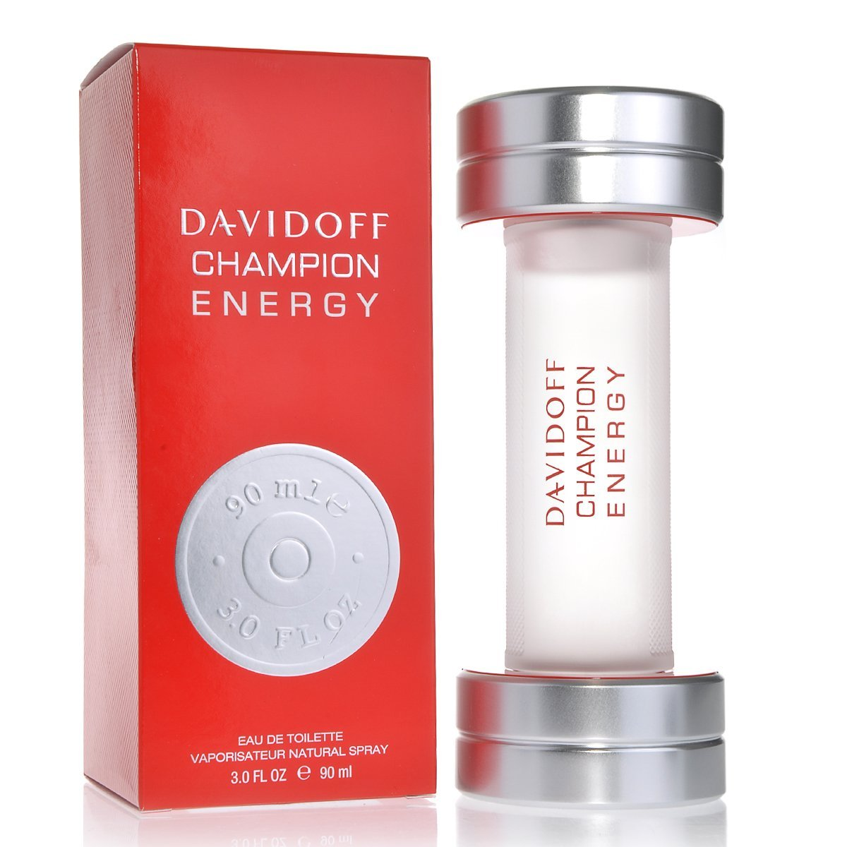 Туалетная вода Davidoff Champion Energy 90ml тестер фото