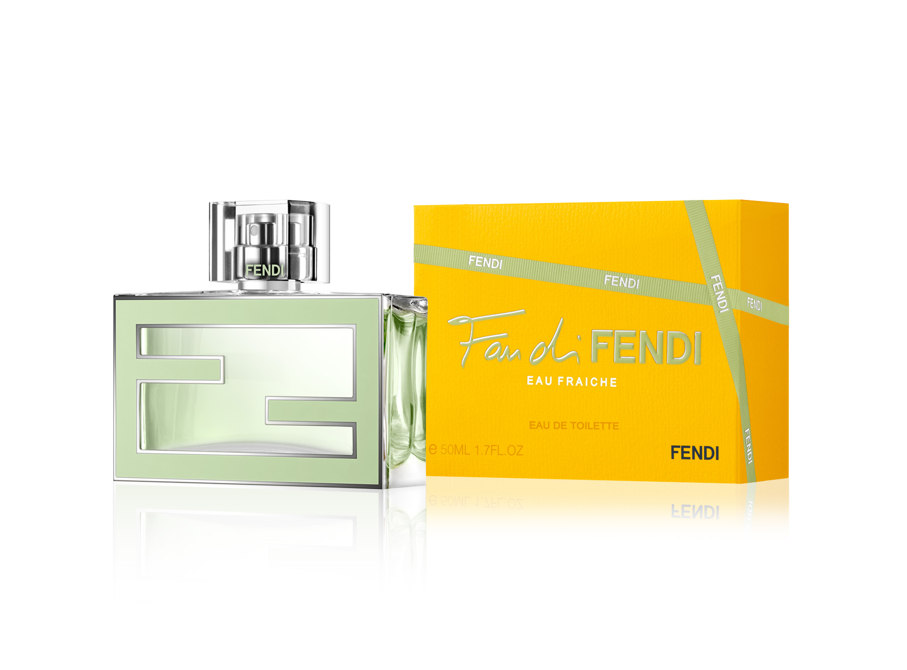 Туалетная вода Fendi Fan Di Fendi Eau Fraiche 75ml фото