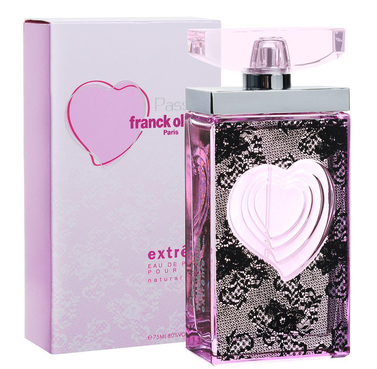 Парфюмерная вода Franck Olivier Passion Extreme 50ml фото