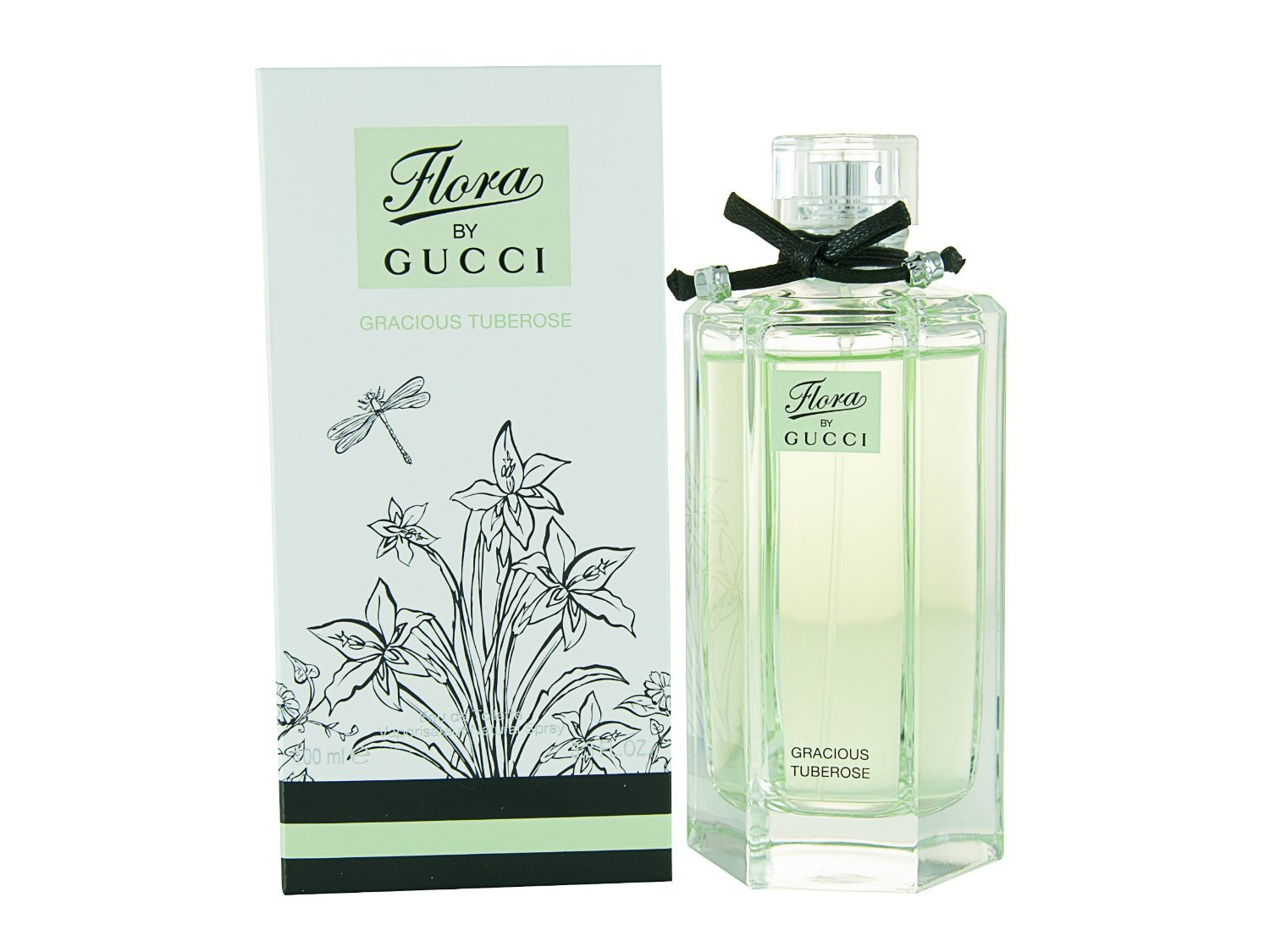 Туалетная вода Gucci Flora By Gucci Gracious Tuberose 100ml тестер фото