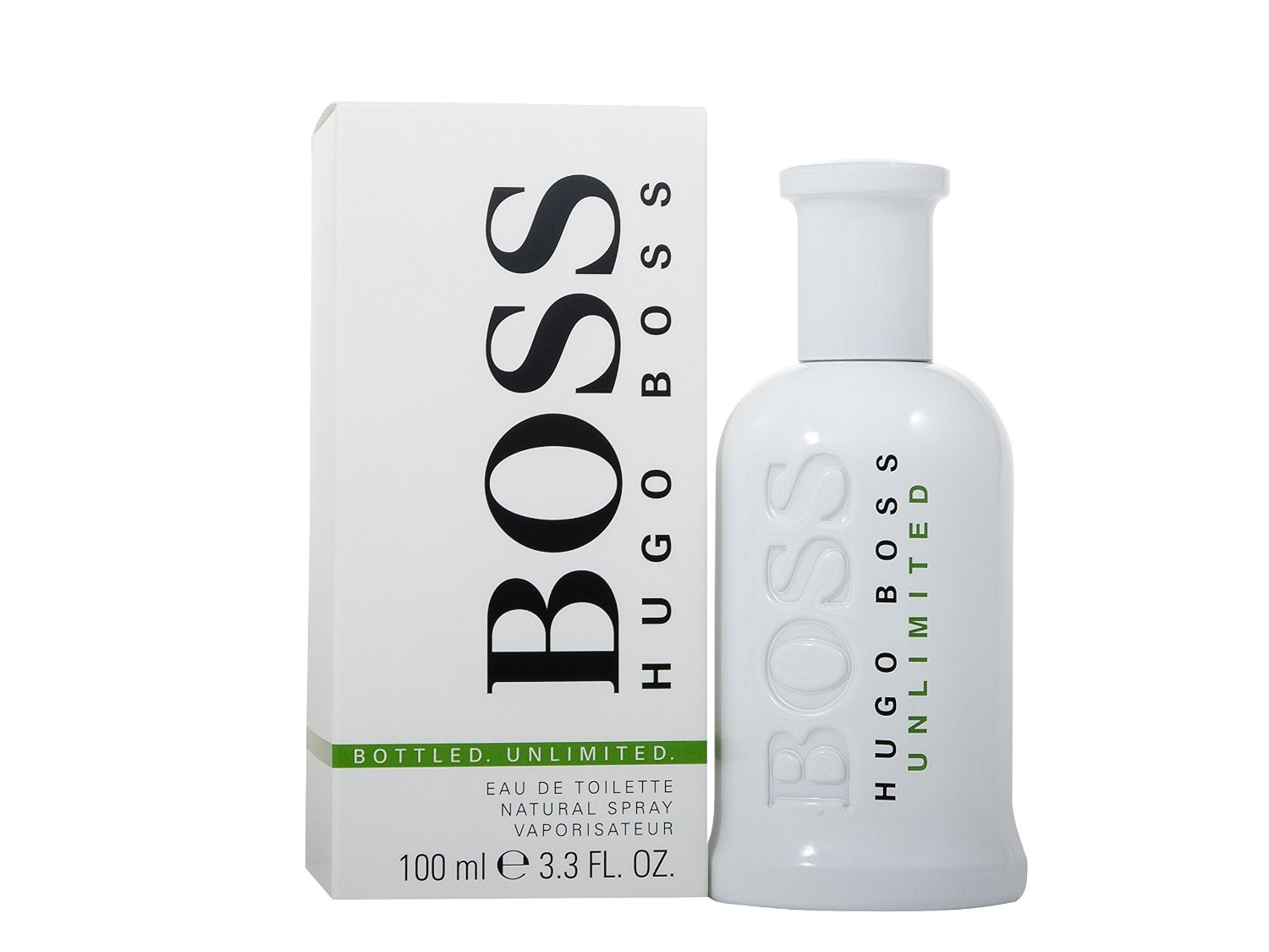 hugo boss bottled unlimited eau de toilette
