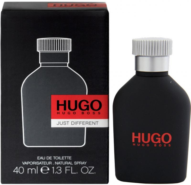 Туалетная вода Hugo Boss Hugo Just Different 40ml фото