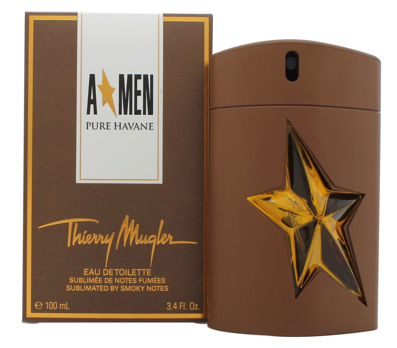 Туалетная вода Thierry Mugler A Men Pure Havane 100ml фото
