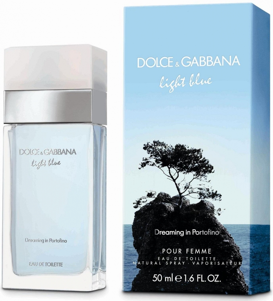 Купить Туалетная вода Dolce & Gabbana, Dolce & Gabbana Light Blue Dreaming In Portofino 50ml, Италия