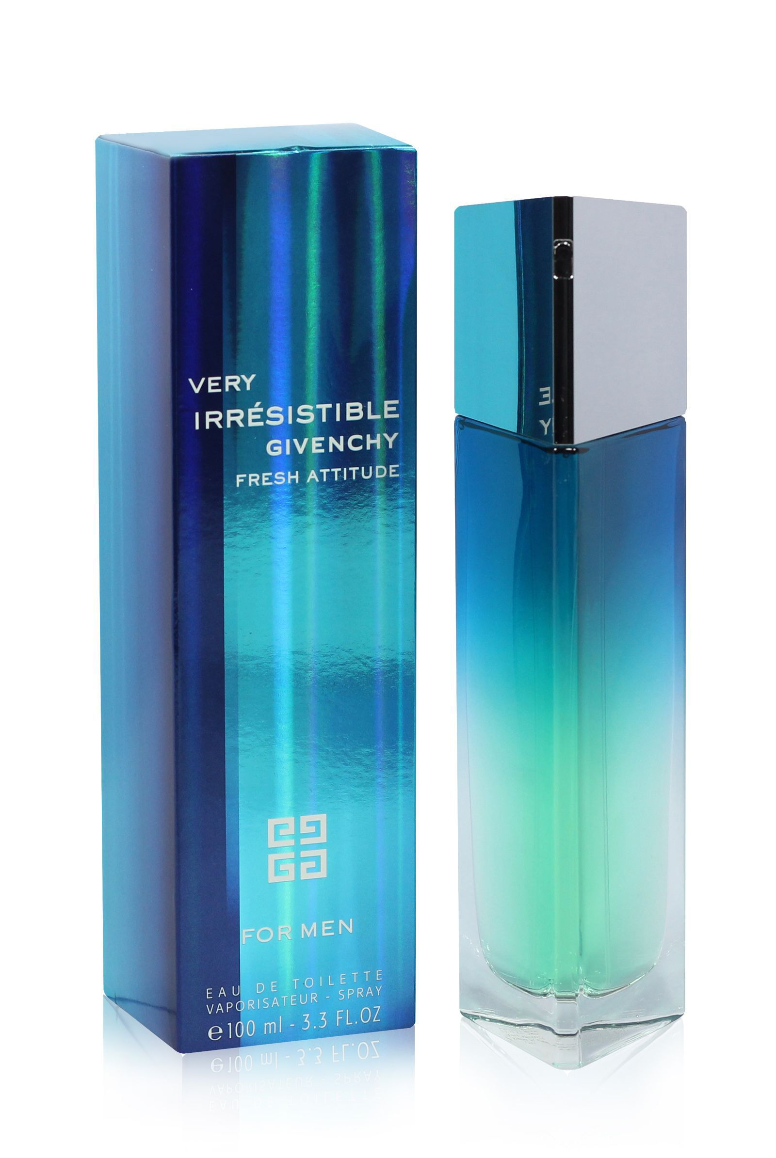 Туалетная вода Givenchy Very Irresistible Fresh Attitude For Men 100ml фото