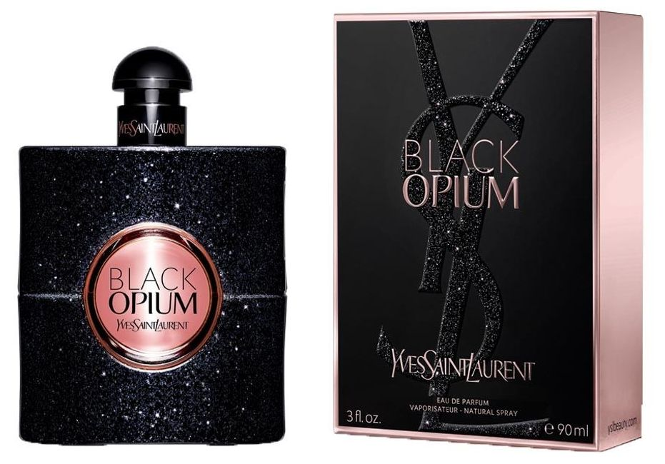 Купить Парфюмерная вода Yves Saint Laurent, Yves Saint Laurent Black Opium Eau De Parfum 90ml, Франция