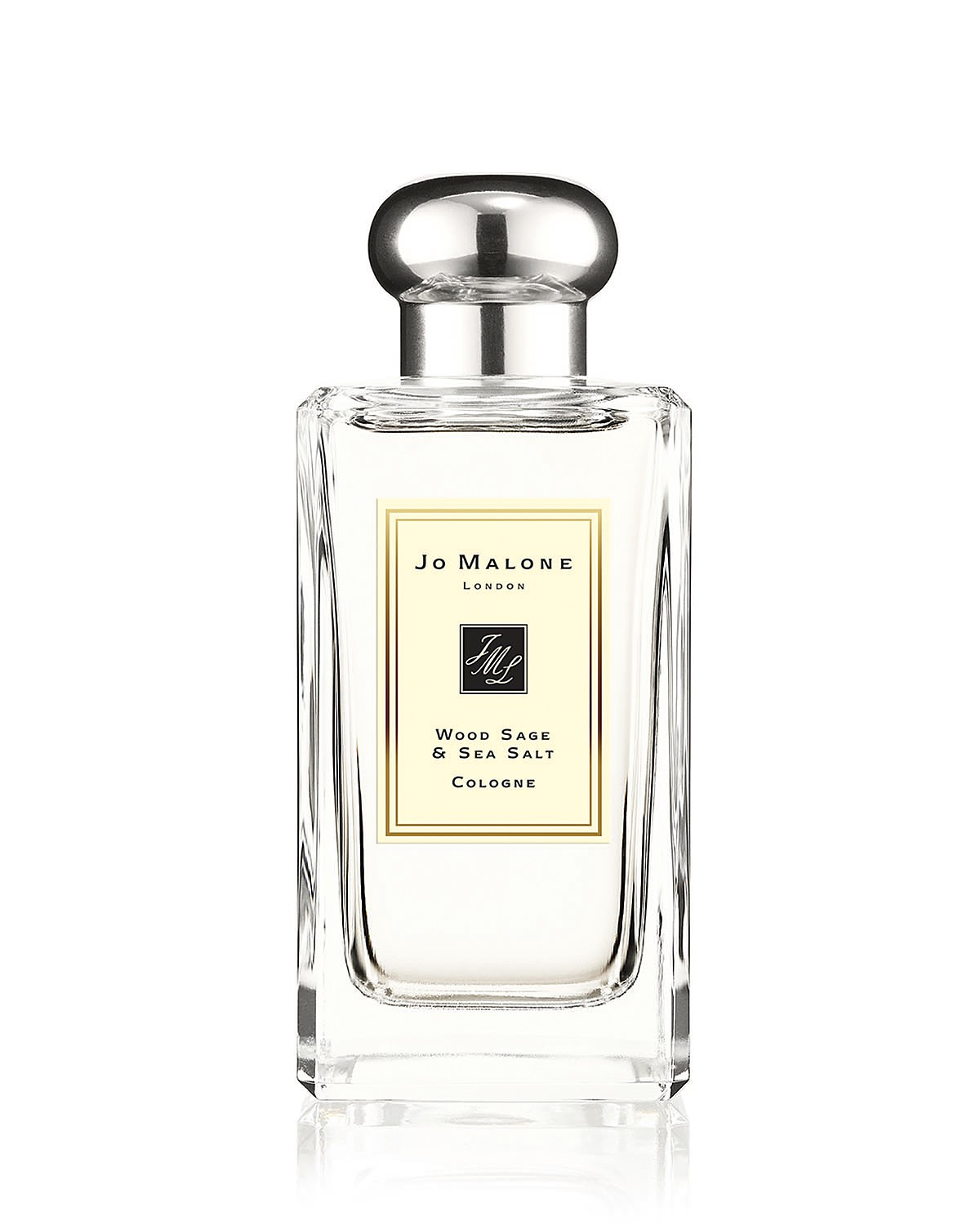 Купить Одеколон Jo Malone, Jo Malone Wood Sage & Sea Salt 100ml, Великобритания