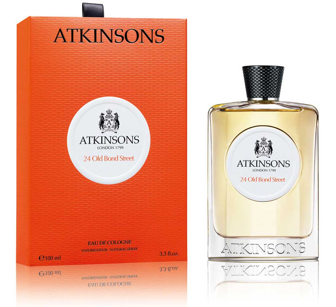 Туалетная вода Atkinsons 24 Old Bond Street 100ml фото