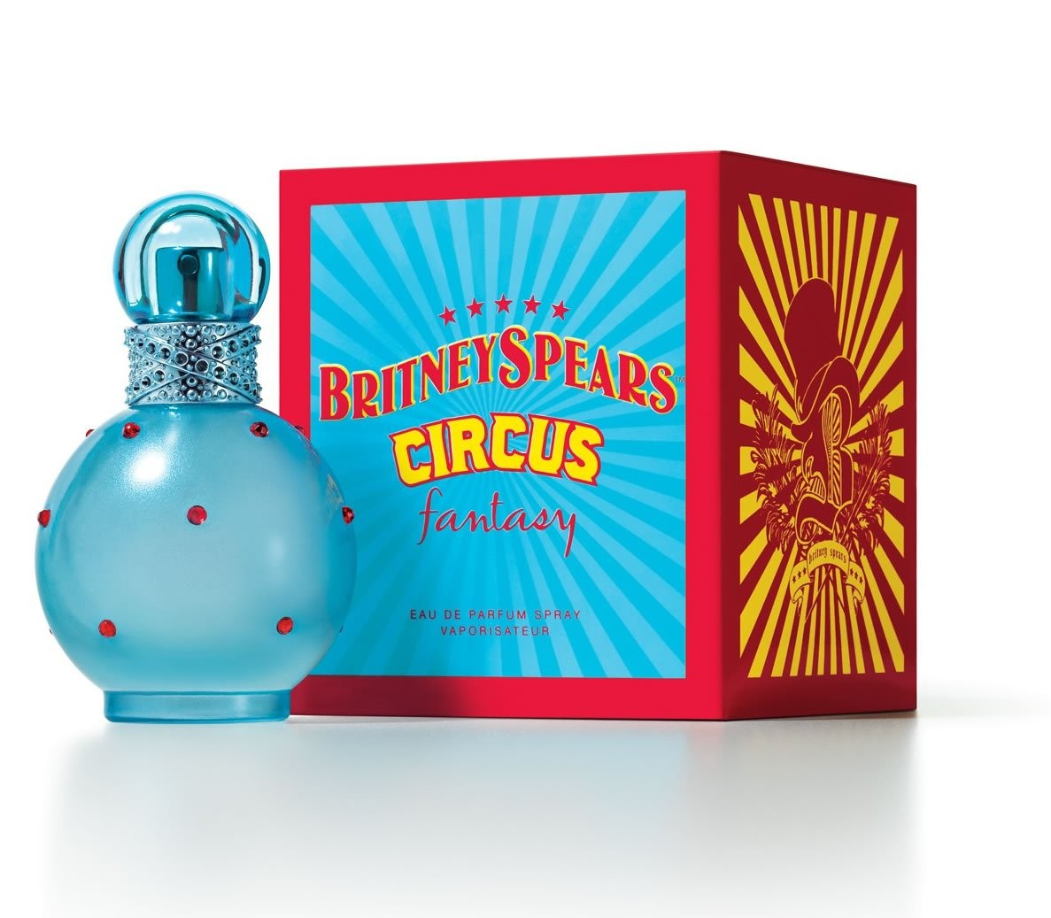 Парфюмерная вода Britney Spears Fantasy Circus 100ml фото
