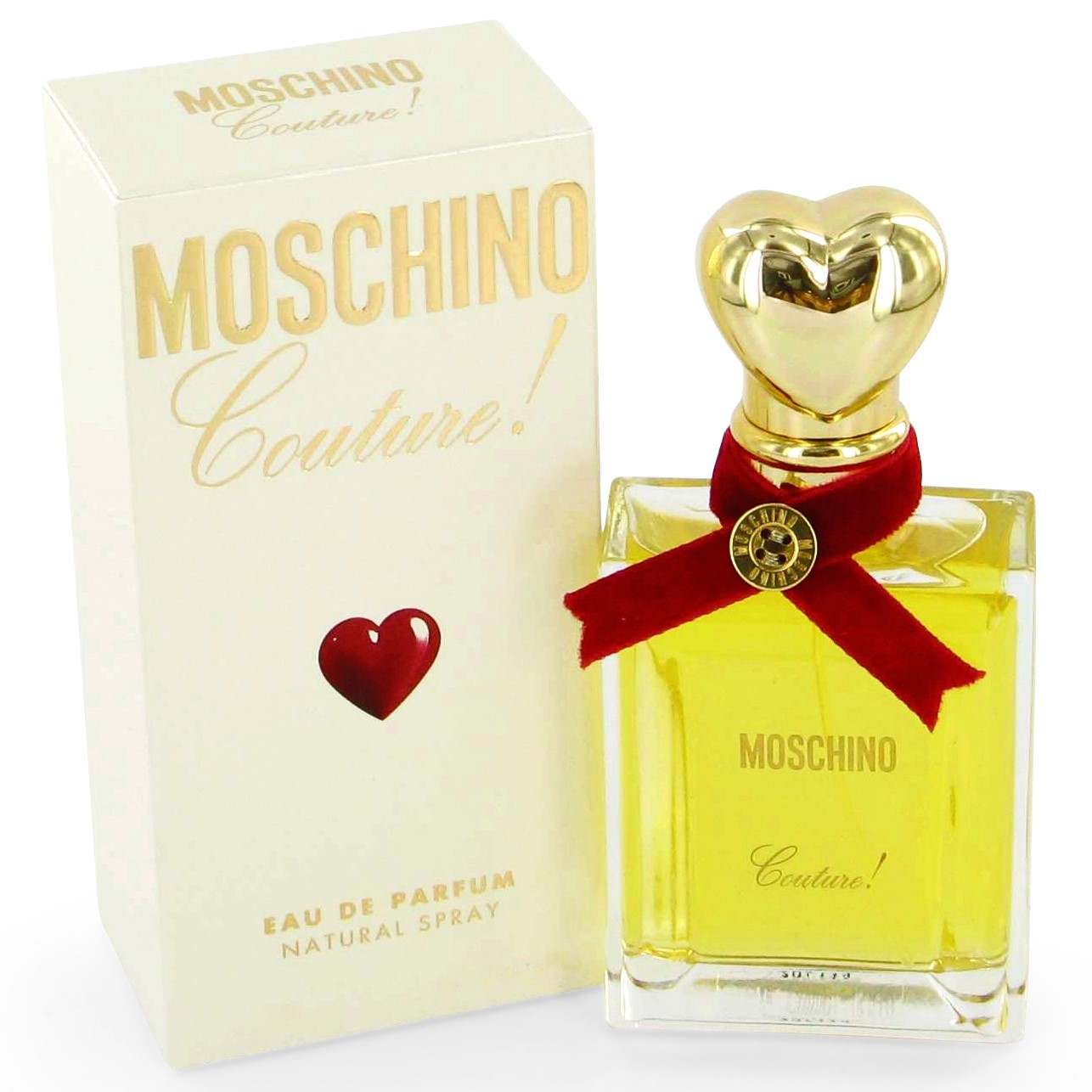 Парфюмерная вода Moschino Couture 50ml фото