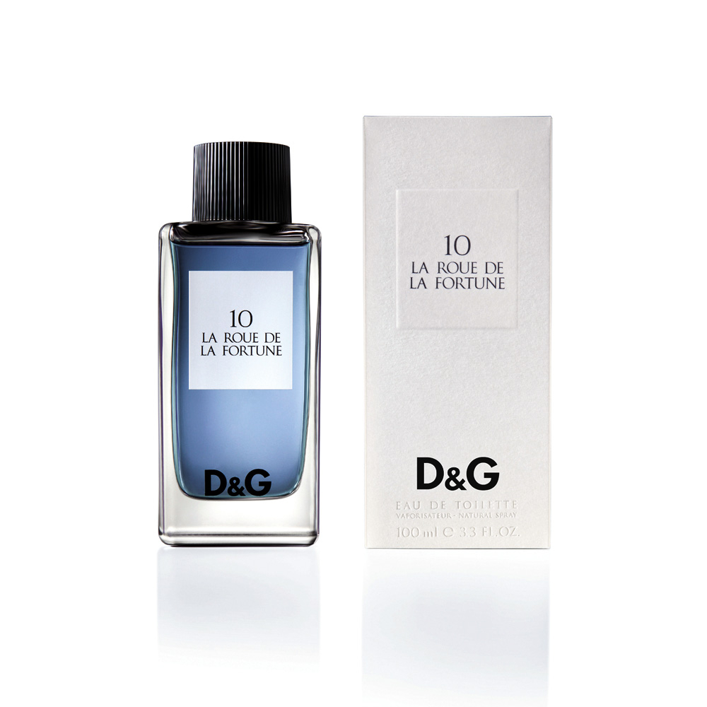 DOLCE & GABBANA D&G ANTHOLOGY 10 LA ROUE DE LA FORTUNE