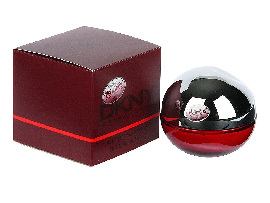Туалетная вода Donna Karan Dkny Red Delicious Men 30ml фото