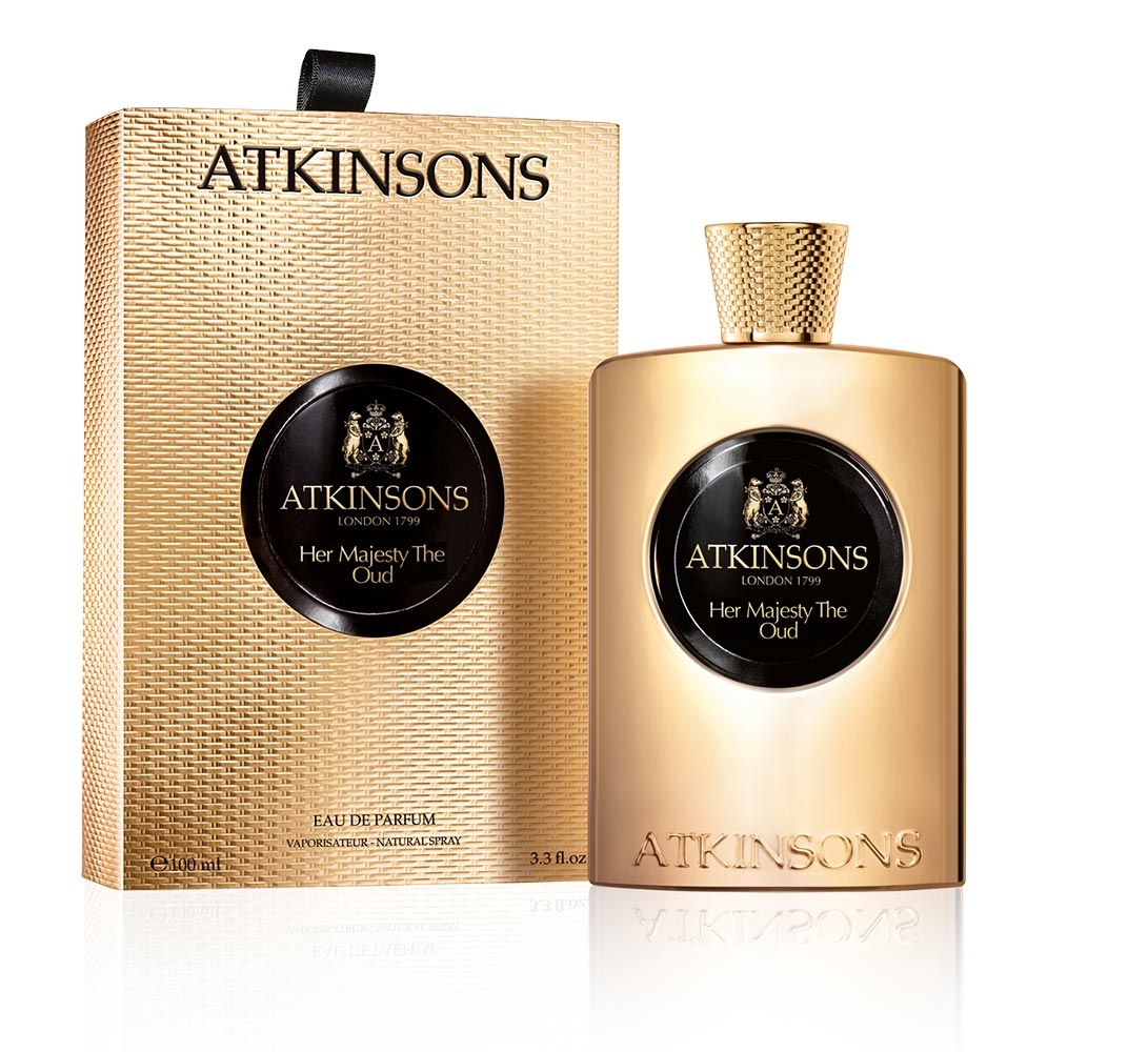 Парфюмерная вода Atkinsons Her Majesty The Oud 100ml фото