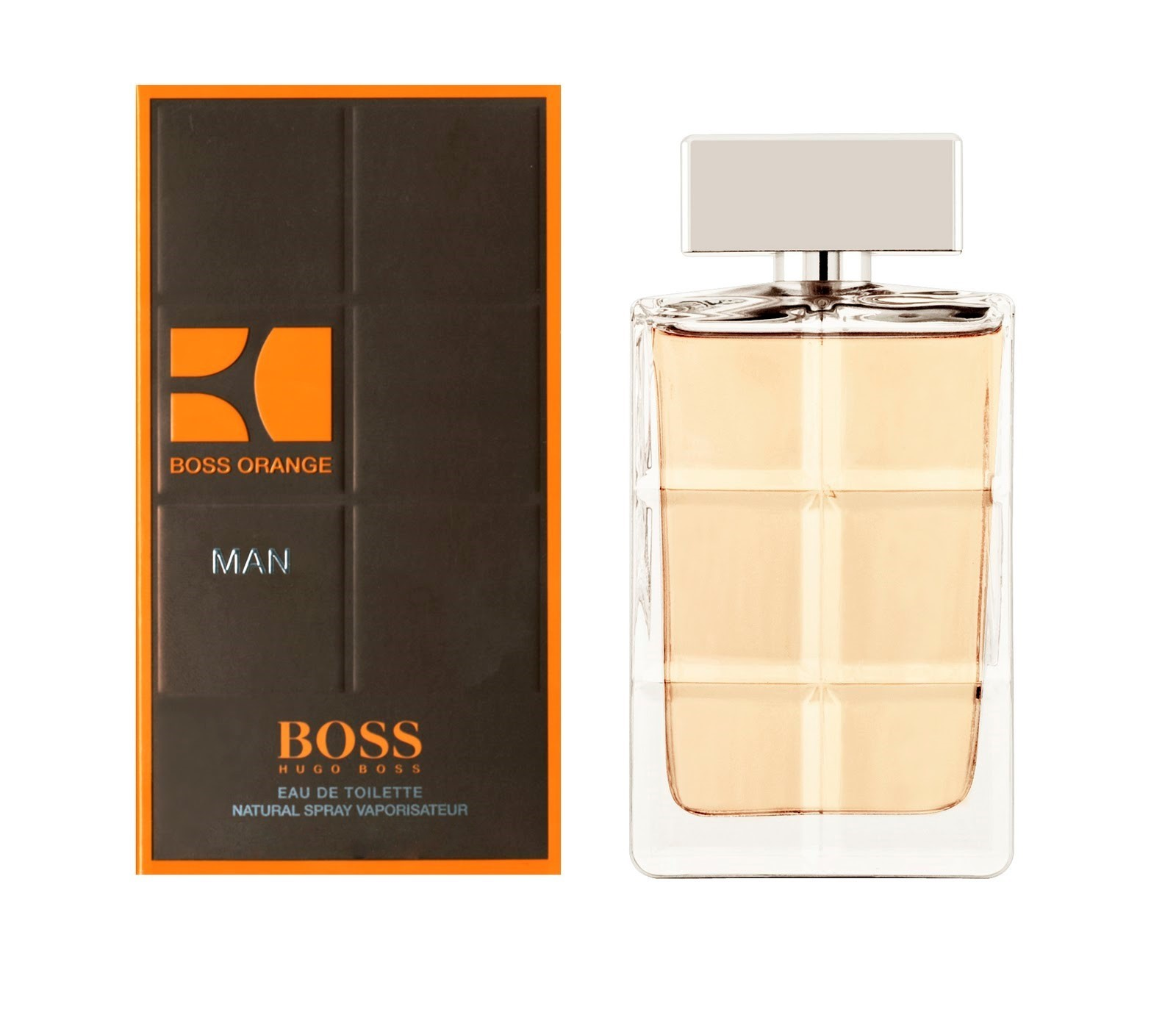 Туалетная вода Hugo Boss Boss Orange Men 100ml тестер фото