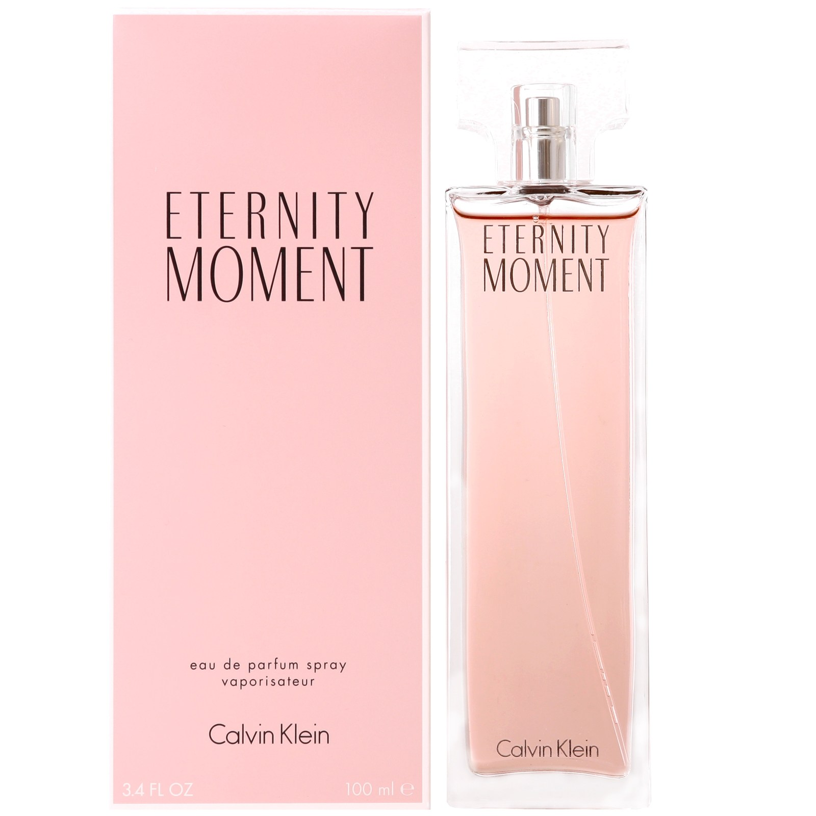 Парфюмерная вода Calvin Klein Eternity Moment 100ml фото
