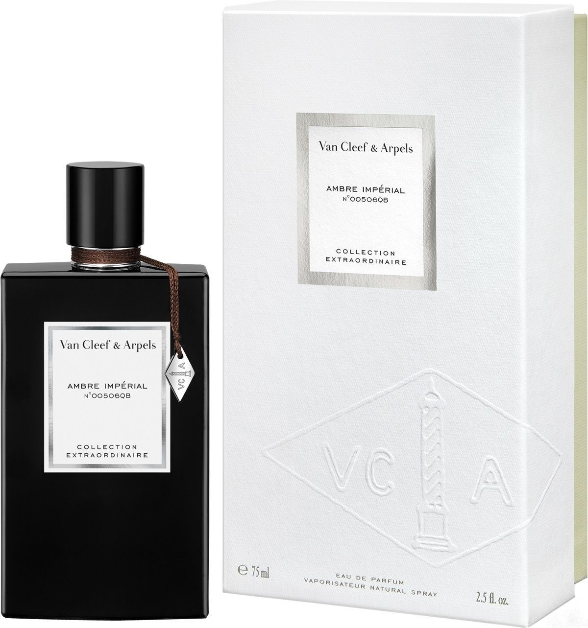 Парфюмерная вода Van Cleef & Arpels Ambre Imperial 75ml фото