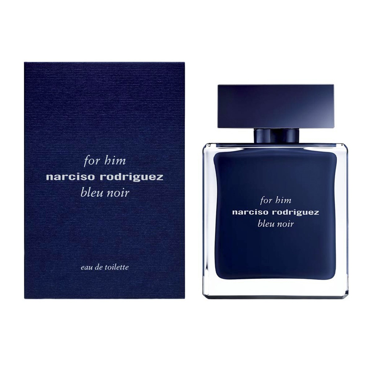 Туалетная вода Narciso Rodriguez For Him Bleu Noir 50ml фото