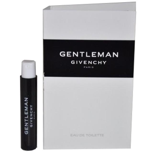 Купить Туалетная вода Givenchy, Givenchy Gentleman Eau De Toilette 1ml пробник, Франция