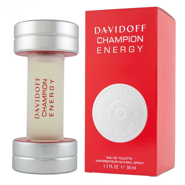 Купить Туалетная вода Davidoff, Davidoff Champion Energy 50ml тестер, Швейцария