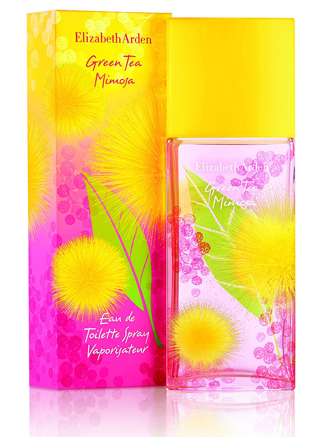 Туалетная вода Elizabeth Arden Green Tea Mimosa 100ml фото