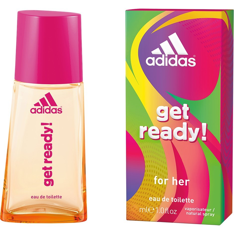 Туалетная вода Adidas Get Ready! For Her 30ml фото