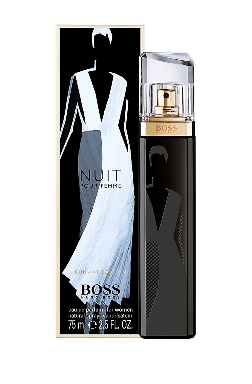 Парфюмерная вода Hugo Boss Boss Nuit Runway For Women 75ml тестер фото