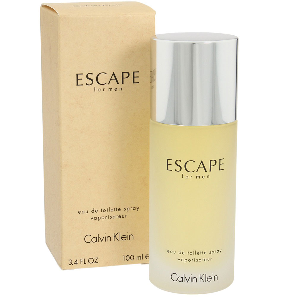 Туалетная вода Calvin Klein Escape For Men 100ml тестер фото