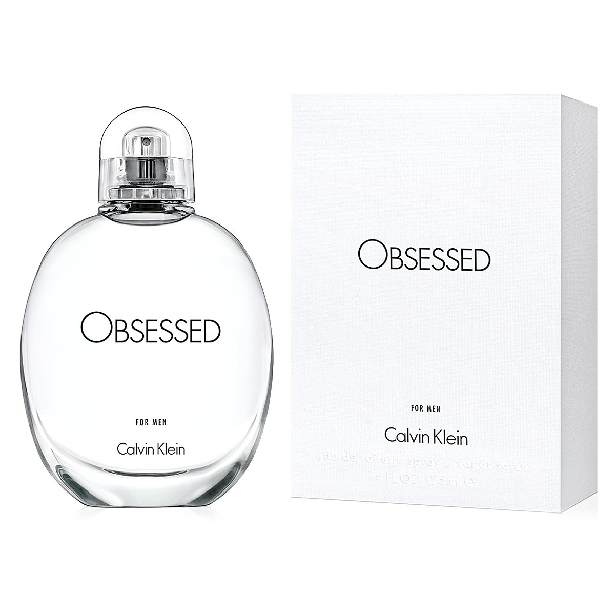 Туалетная вода Calvin Klein Obsessed For Men 125ml фото