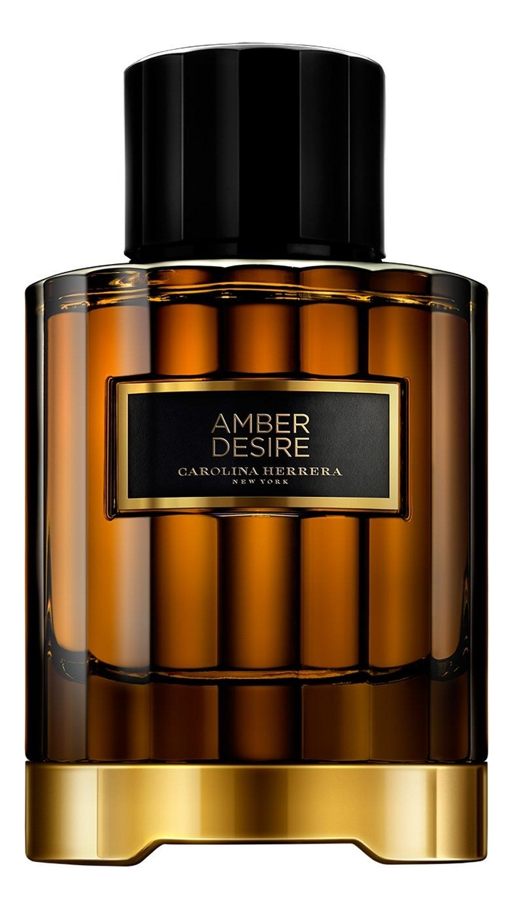 Парфюмерная вода Carolina Herrera Amber Desire 100ml фото