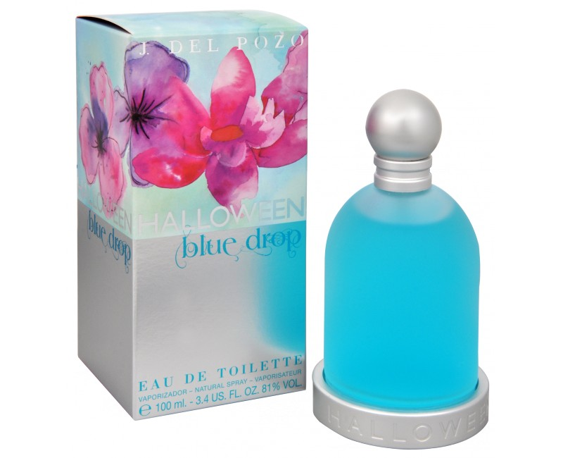 Туалетная вода Jesus Del Pozo Blue Drop 100ml фото