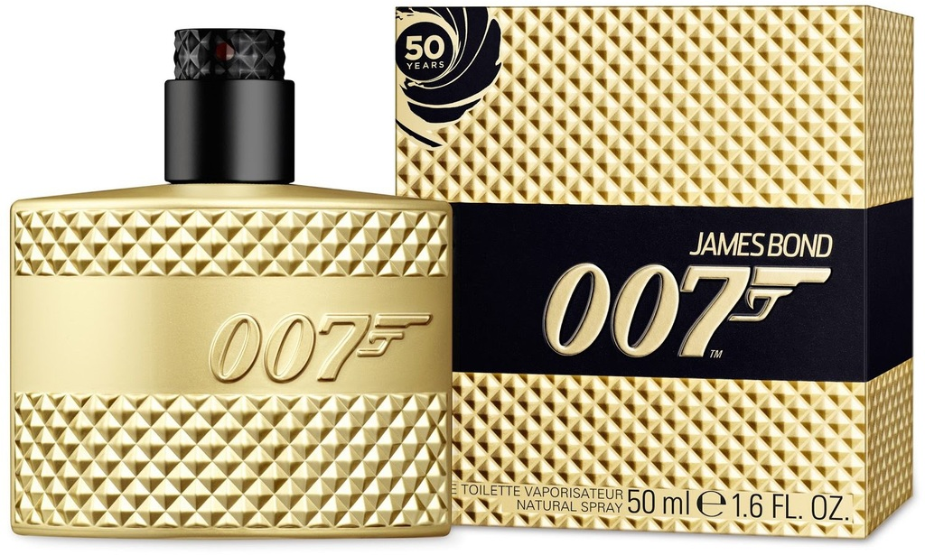 Туалетная вода James Bond 007 Vip Gold Edition 75ml тестер фото