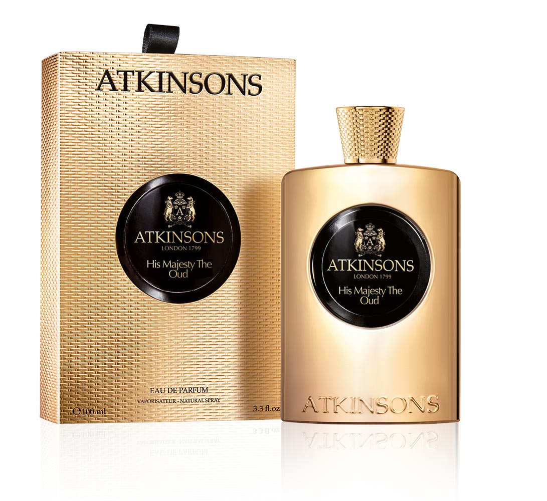 Парфюмерная вода Atkinsons His Majesty The Oud 100ml фото