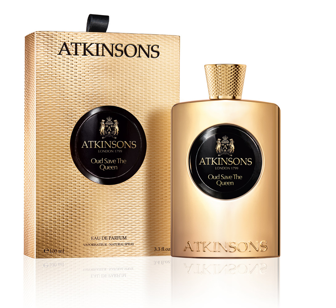 Парфюмерная вода Atkinsons Oud Save The Queen 100ml фото