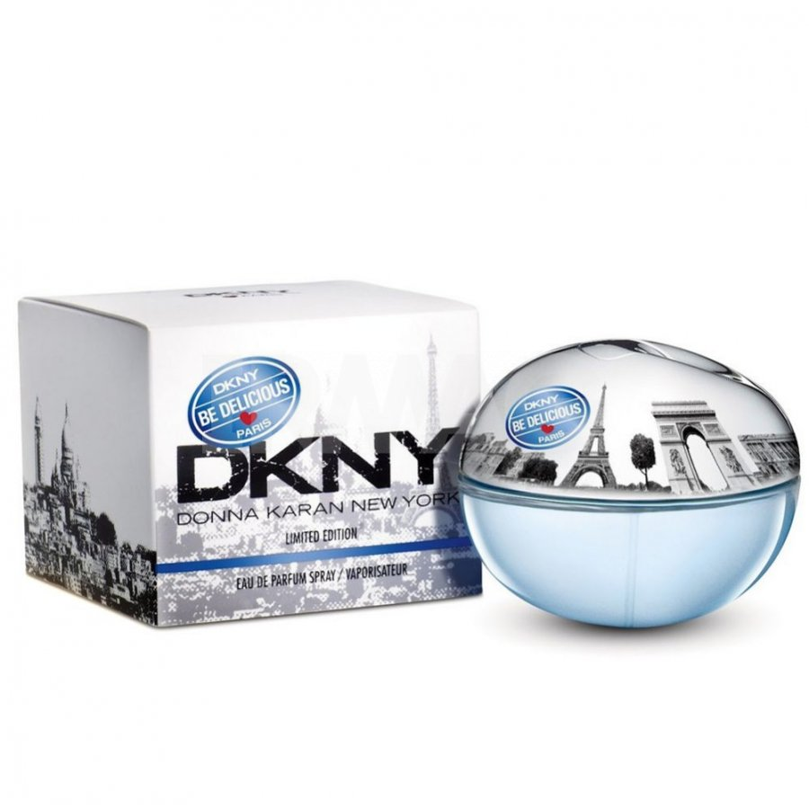 Купить Парфюмерная вода Donna Karan Dkny, Donna Karan Dkny Be Delicious Paris 50ml, США
